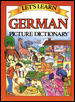 Let's Learn German Picture Dictionary By Goodman, Marlene