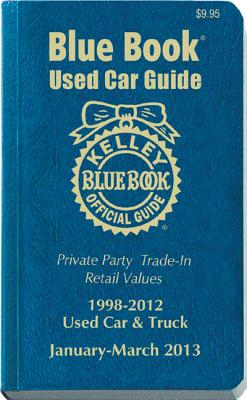 Kelly Blue Book Used Car Guide By Kelley Blue Book (COR)